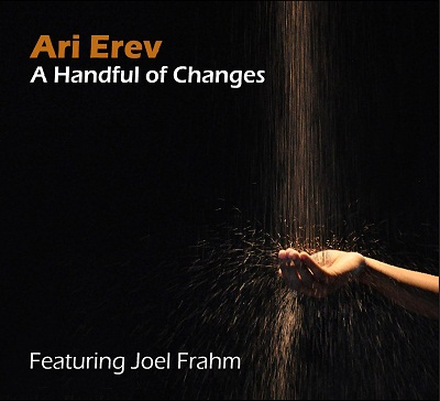 'A Handful of Changes' album front cover.